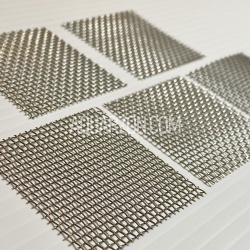 STAINLESS STEEL WIRE MESH...